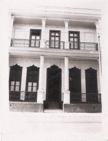 Casa Masónica Le Droit Humain, calle Catedral 2091, Santiago, 1937-1954