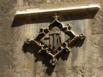 Iglesia Santa Eulalia, Palma de Mayorca, siglo X